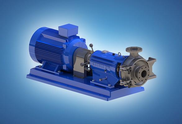 Hueber Maschinenbau Entstipper H1-G